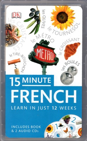 french audio book