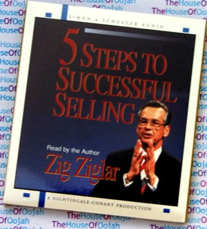 5 steps to successful selling zig ziglar