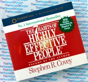 6 habits for highly effective people stephen covey
