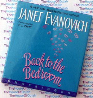 manhunt - janet evanovich - audio book cd