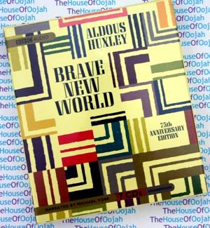 Aldous Huxley audiobook