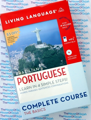 brazilian portuguese audio cd