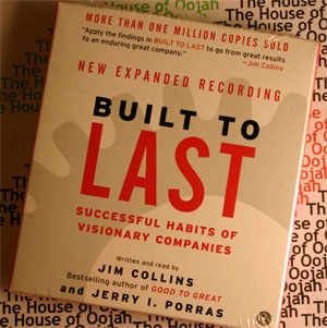 built to last jim collins
