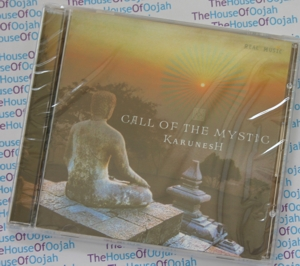 karunesh meditation cd