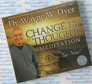 Change your thoughs dr wayne dyer audio book cd