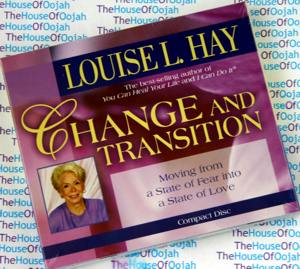 louise hay audio book cd