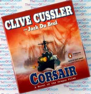 corsair Clive cussler audiobook