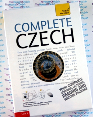 teach yourself complete czech audio book cd audiobook