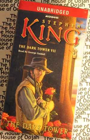 audiobook dark tower 7