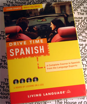 drive time spanish
