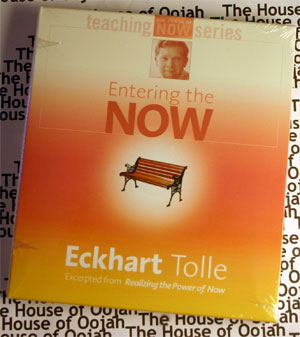entering the now eckhart tolle
