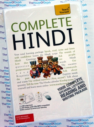 teach yourself complete hindi cd audio book