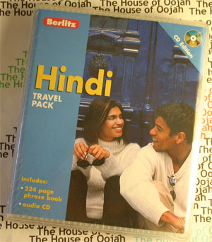 berlitz hindi travel pack