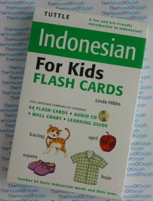 indonesian for kids children learn language