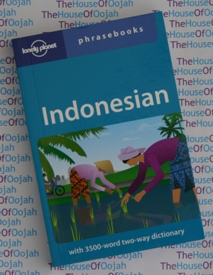 lonely planet indonesian phrasebook australia