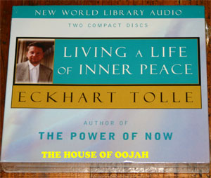 living a life of inner peace eckhart tolle