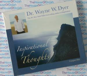 Inspirational thoughts dr wayne dyer audio book cd