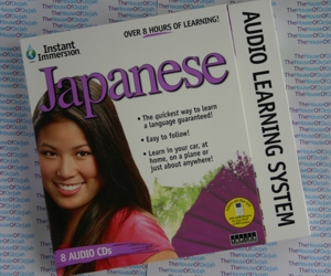 instant immersion japanese