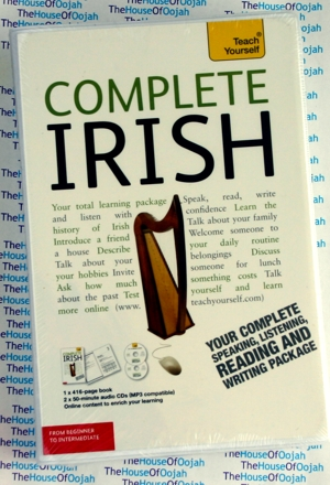 teach yourself irish