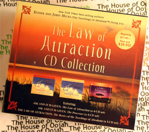 law of attaction cd collection