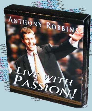 Anthony robbins live with passion download english