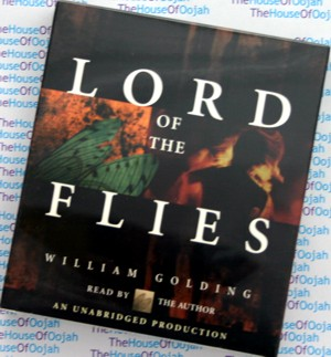 lord of the flies william golding audio book audiobook audiobooks
