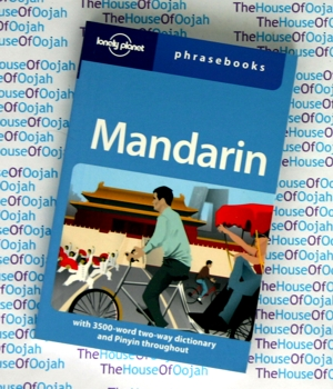lonely planet chinese mandarin phrase book