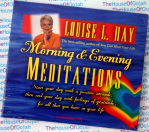 self esteem affirmations louise hay audio book cd