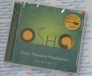 osho music meditation mandala deuter