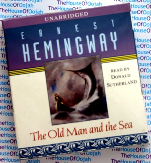 the old mand and the sea ernest hemingway audio book cd