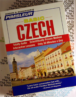 teach yourself czech audio book cd audiobook