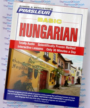 pimsleur hungaian audio cd