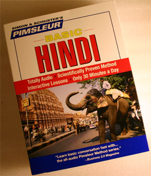 Pimsleur Approach Hindi
