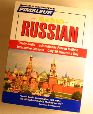 pimsleur basic russian