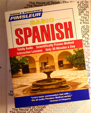 teach yourself instant spanish