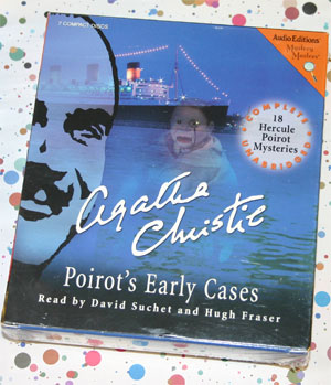 poroits early cases agatha chrisite