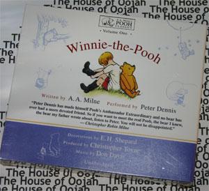 audiobook pooh
