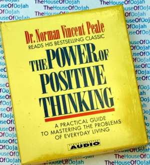poser of positive thinking