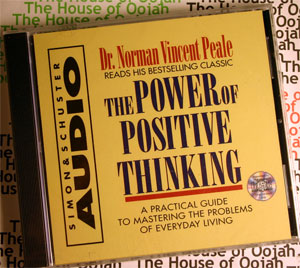 Positive thinking everyday by norman vincent peale jooksmist