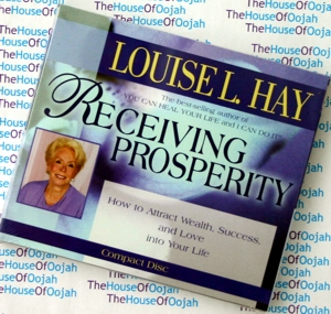 anger releasing louise hay audio book cd