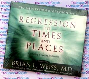 regression to times and palces biran weiss