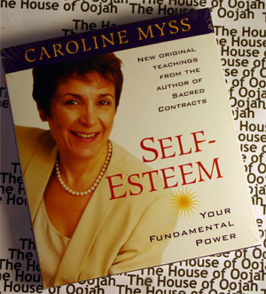 caroline myss audio book cd
