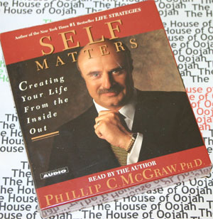 self matters dr phil audio book