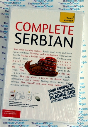 teach yourself serbian