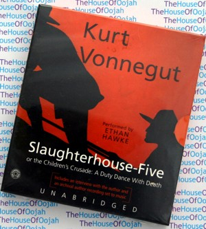 "the use of literary devices in kurt vonneguts novel slaughterhouse five The controversies the kurt vonnegut book has campaign to ban 'slaughterhouse five' literary device, this was a way for vonnegut to ""impress upon."