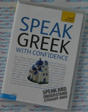 Teach Yourself Greek Conversation