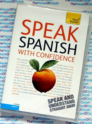 speak spanish with confidence audio cd