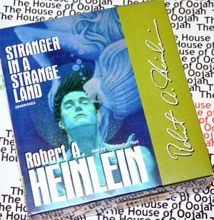audiobook stranger in a strange land