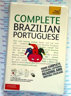 brazilian portuguese audio cd