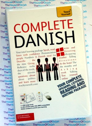 teach yourself danish audio cd